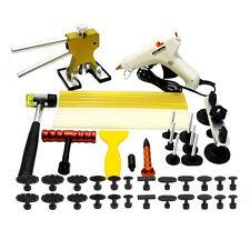 PDR Paintless Repair Hail Hammer Removal Puller Glue Sticks Tool Dent Lifter Kit