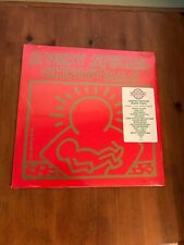 A VERY SPECIAL CHRISTMAS Limited Edition WHITE Vinyl LP KEITH HARING COVER NEW