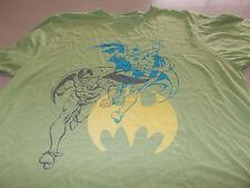 BATMAN AND ROBIN - OFFICIAL DC COMICS T-SHIRT - X-LARGE