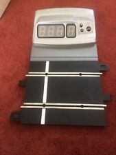 scalextric digital lap counter In Good Used Condition