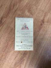 MONACO -1951 - POPE PIUS - HOLY YEAR -  TRIANGLE - MINT - Gimbels World Famous