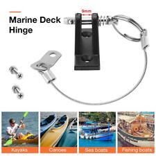 Marine Boat Deck Hinge Mount Bimini Top Fitting Hardware Marine Accessories