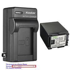 Kastar Battery Wall Charger for Canon BP-827 CG-800 Canon VIXIA HF200 Camcorder