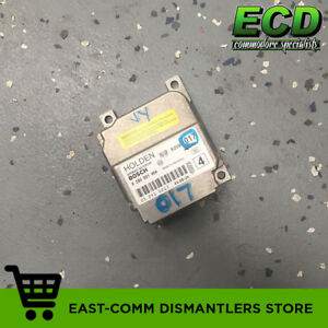 GM BOSCH SRS Airbag Sensor Module Holden Commodore 92092017 017 - TESTED!