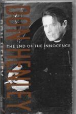 DON HENLEY-THE END OF THE INNOCENCE. CASSETTE.
