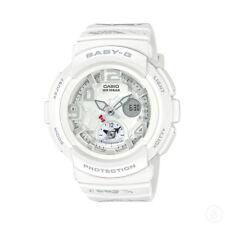CASIO Baby-G x Hello Kitty Limited Edition Ladies White Watch BGA-190KT-7B