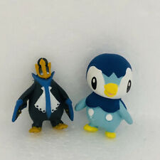 Piplup & Empoleon Pokemon Nintendo Toy Figures Figure Under 1 Inch