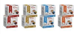 Lavazza A Modo Mio Compatible Capsules, Italian Tasting Bundle, 128 Pods