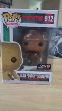 "Funko Pop! Movies Predator Alan ""Dutch"" Schaefer Gamestop Exclusive"