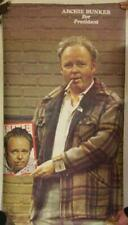 Archie Bunker Door Poster All In The Family
