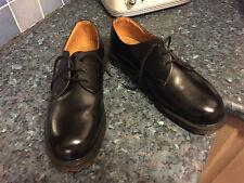 Vintage Dr Martens 12320 black leather shoes  UK 13 EU 48 1461 8249