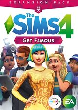 The Sims 4 – EP 6: Get Famous (PC)  BRAND NEW AND SEALED - QUICK DISPATCH