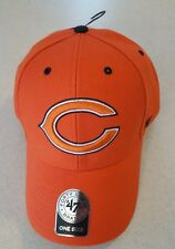NWT 47 Brand NFL CHICAGO BEARS Adult Brim Cap Hat One Size STRAP BACK #23517