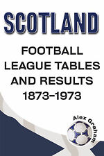 Scotland - Football League Tables and Results 1873-1973 - SFL Statistics book