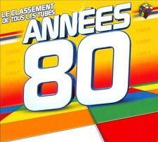 VARIOUS ARTISTS - LE CLASSEMENT DE TOUS LES TUBES: ANN'ES 80 [DIGIPAK] NEW CD