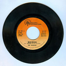 Philippines JUN POLISTICO Mahiwaga OPM 45 rpm Record