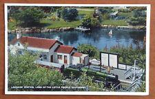 Vintage Lancashire Postcard - Lakeside Station, Southport - 1960 (HP)
