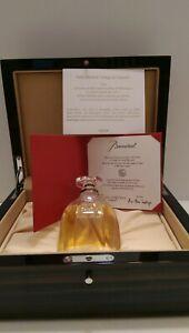 Caron Tabac Blond Baccarat Cristal 1.5 oz / 45 ml Pure Parfum NEW IN BOX-RARE !