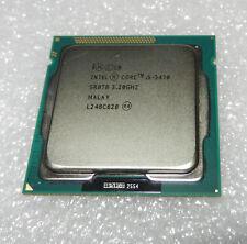 Intel Quad Core i5-3470 SR0T8 3.2GHz 6MB Socket LGA1155 Processor