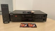 Sony MDS-JB980 Minidisc Deck remote included excellent condition