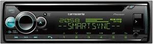 Carrozzeria  Pioneer  Car Audio 1DIN CD/USB/Bluetooth DEH-6600 Japan import