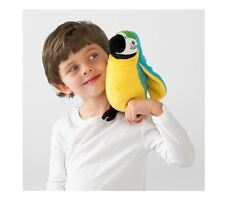 IKEA Parrot Bird Toy Stuffed Animal Children Kids Plush Soft Toy ONSKAD NEW