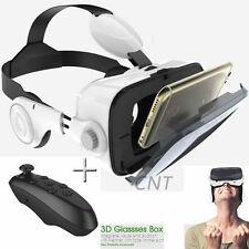 3D VR Virtual Reality BOBO Z4 Glasses Box Google headphone For iPhone Samsung