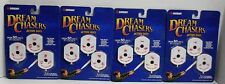 4 Vintage Dream Chasers Action Discs Packs 1988 Eveready Made in Hong Kong NIP