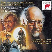 BOSTON POPS  WILLIAMS - SPIELBERG COLLABORATION [CD]