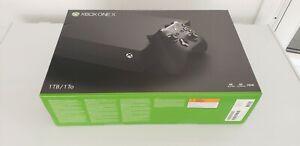 Microsoft Xbox One X 1TB Console - Black - Great condition!