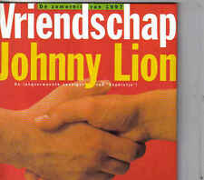 Johnny Lion-Vriendschap cd single