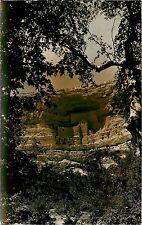 1930s RPPC Montezuma Castle National Monument AZ Yavapai Co Santa Fe Camera Shop