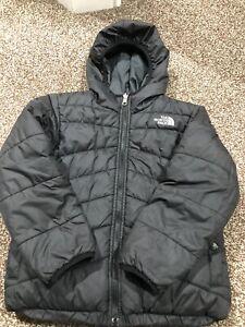 boys north face jacket small