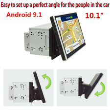 "Android 9.1 Quad-Core 2 Din 10.1"" 1080P Car Stereo Radio GPS Wifi 3G 4G DAB OBD"