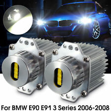 2x 40W CREE LED STANDLICHT RINGE MARKER ANGEL EYES BMW 3er E90 E91 2006-08