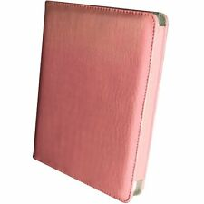 """Pandigital Leatherette Portfolio Case for Pandigital Novel 7"""" eReader, Pink"""