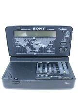 Sony ICF-SW12 Shortwave World Band Receiver Travel Radio (Discontinued/Rare)