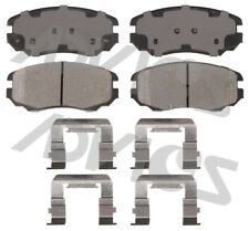 Disc Brake Pad Set-Ultra-premium Oe Replacement Front ADVICS AD1421