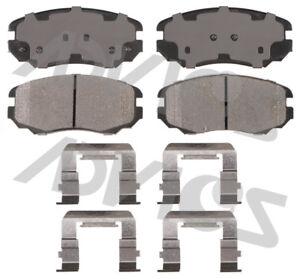 Disc Brake Pad Set-Ultra-premium Oe Replacement Front ADVICS AD1421