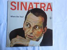 SINATRA - Where Are You? with Orchestra Conducted by Gordon Jenkins