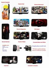 Naruto Leather Pictorial Mobile Phone Cases, Covers & Skins