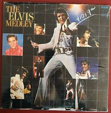 Elvis Presley The Elvis Medley RCA LP Mexican Pressing Mint Sealed