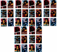 6 Sheets Disney CAMP ROCK Scrapbook Stickers! Jonas Brothers Demi Lovato