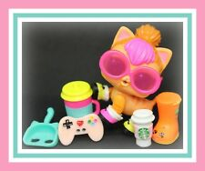 ❤️LOL Surprise PETS Doll Neon Kitty Series 3 Wave 1 P-025 Cosplay Kitten Cat❤️