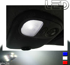 CLIO 2 II  Kit 4 Ampoule LED Blanc éclairage Habitacle + Coffre + Boîte à Gants