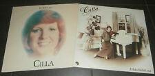 CILLA BLACK In My Life+It Makes Me Feel Good ORIGINAL LP's 1974/76 Vocal BEATLES