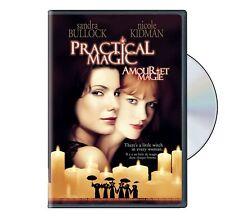 NEW DVD - PRACTICAL MAGIC - Sandra Bullock, Nicole Kidman, Dianne Wiest,