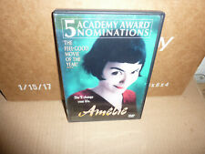 Amelie (Dvd, 2012, Canadian)