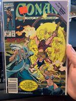 CONAN THE BARBARIAN  # 263 1992 MARVEL COMICS