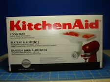 KITCHEN AID  FOOD TRAY ATTACHMENT NEW IN BOX
